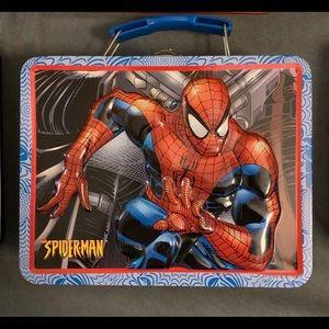 Spider-Man Vintage brand new mint lunchbox